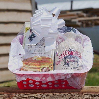Marsha's Maple House Sampler Gift Basket