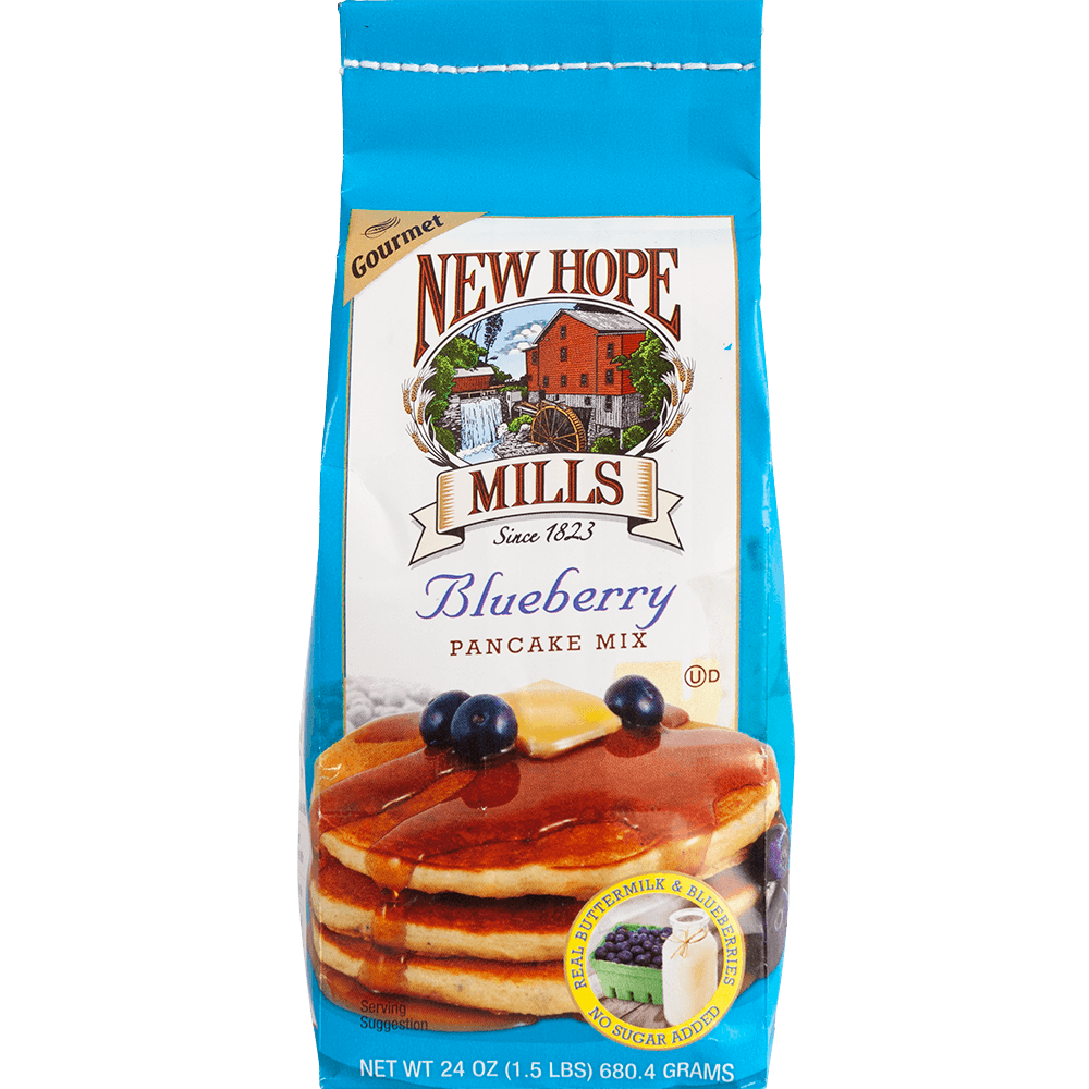 new-hope-mills-blueberry-pancake-mix
