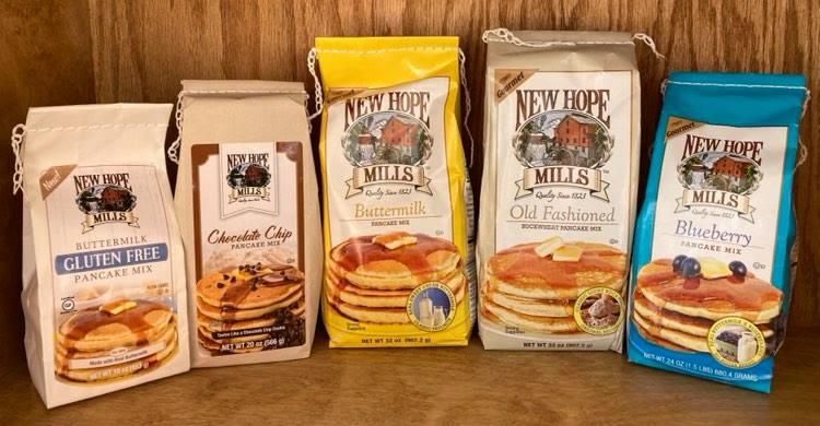 Pancake/Waffle Mixes